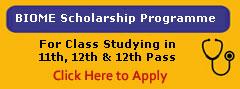 BIOME Scholarship Programme