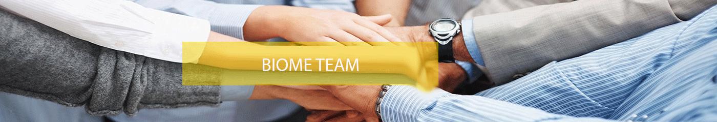Team of Biome Institute
