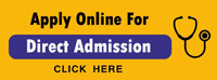 BIOME Direct Admission Form