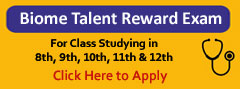UDAAN - Biome Talent Reward Examination
